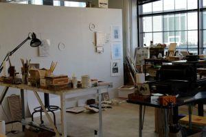 Josie's studio