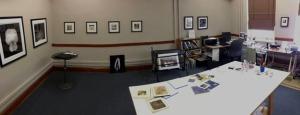 Vicki's studio