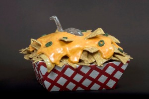 The Nacho-mess Monster