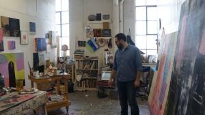5.Giovanni in the Studio