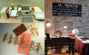 La Prosette Public Headquarters set up at Renaissance Theaterworks, Milwaukee