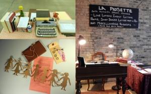 La Prosette Public Headquarters set up at Renaissance Theaterworks, Milwaukee