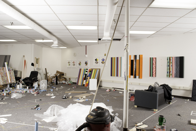 Ben Grant's Studio