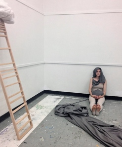 """""""From Which You Came"""" Performative Installation"""