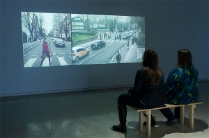 Found (Collective: Abbey Road),  Installation View, Video, 2014