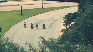Collective: Dealey Plaza  Webcam, Photograph, 2013