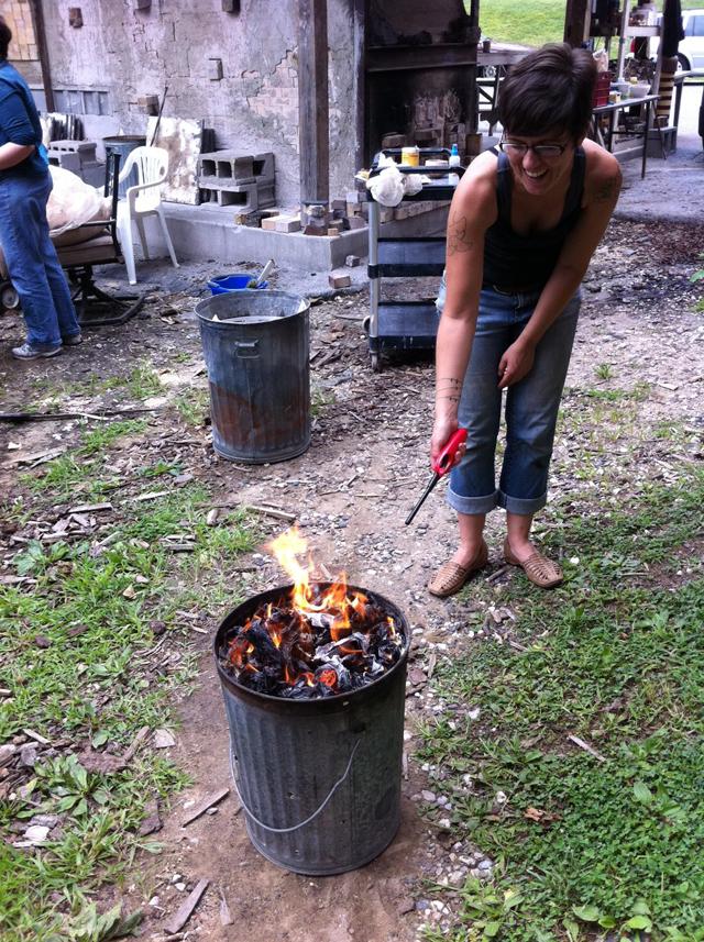 McCann_Pit Fire