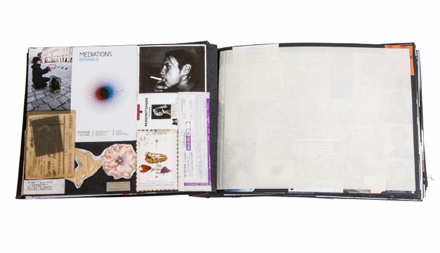 Scrapbook, video, 4min, 2014
