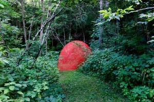 In collaboration with Bradley Tsalyuk, Monolith, C-Print, 2014
