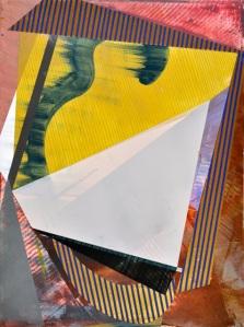 """Thinking of Pablo"", Acrylic on Canvas, 16"" x 20"", 2014"