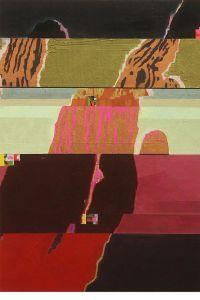 Saguaro, 16''x20', 2014