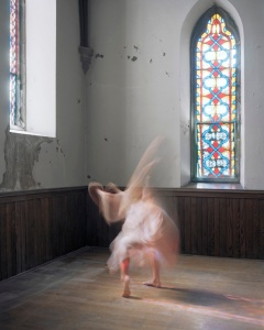 "Untitled (from A Curious Dance), Archival Inkjet Print, 40x50"", 2014"