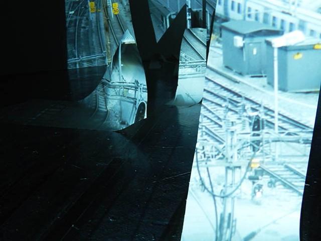Liquid architecture, 2014, Video-installation
