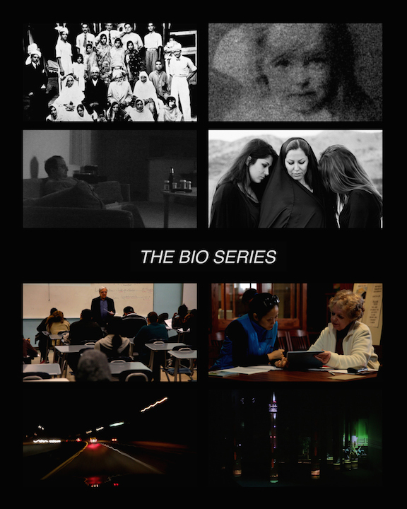 The Bio Series Web series promo poster 2015