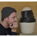 Tiny Hands on a Rubber Suit Mug Shot copy