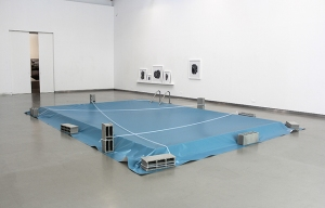 Pool, Installation, 7,5 x 0,90 x 4 mts, 2015