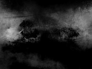 Darker Tomorrow #10 - Digital & Manipulated on Paper - 24 H x 36 W - 2015