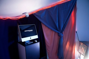 IMPROVISATION KARAOKE - 2015 - PARTICIPATORY VIDEO-INSTALLATION