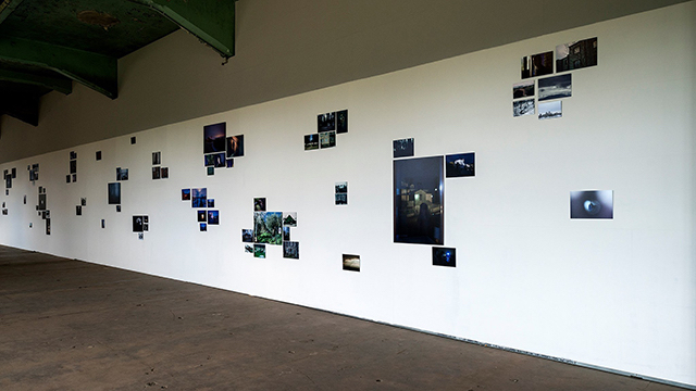 PES - 2014 - PHOTOGRAPHY + VIDEO INSTALLATION