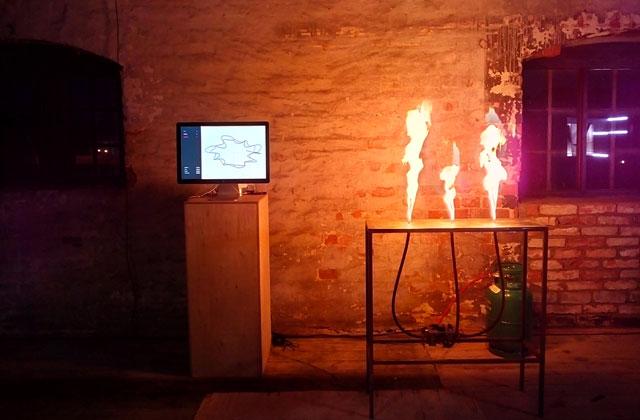 Liesma_fire_electronics_2x2m_2015