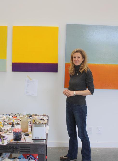 Leora-Armstrong-in-her-Studio